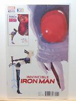Iron Man #2 Variant Edition Moon Girl Devil Dinosaur Marvel Comics vf/nm CB2383