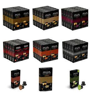 Nespresso Coffee Pod Capsules 100% Recycable, Arabica, Ginseng, Cortado & more