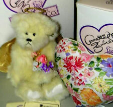 Annette Funicello Bear Angel Heart Mib with Coa