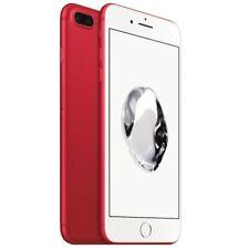 IPHONE 7 PLUS RICONDIZIONATO 128GB GRADO B ROSSO RED APPLE RIGENERATO USATO