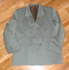 Man's Tailored Grey/Green Suit Jacket from Woods and Grey, UK 44