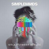 SIMPLE MINDS - WALK BETWEEN WORLDS   VINYL LP NEW!