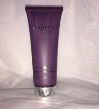 NEW Asprey London Purple Water Shampoo Rare 2.5 Fl Oz Travel Size Exp 4/16