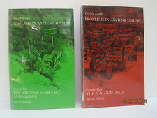 Problems in Ancient History by David Kagan Volumes 1 & 2, Second Edition