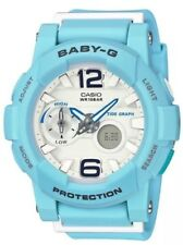 Casio Baby-G Beach Color Series Blue Watch BGA180BE-2B BGA-180BE-2BDR