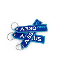 Airbus A330 Neo Keyring