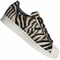 adidas Originals Superstar Damen Sneaker Schuhe Schnürschuhe Turnschuhe CG5988