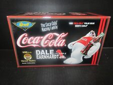 1998 Revell Coca Cola Polar Bear #1 Dale Earnhardt Jr  1:24th Scale race car