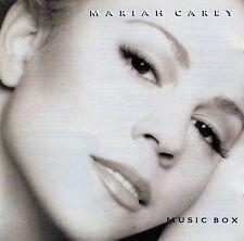 MARIAH CAREY : MUSIC BOX / CD (EUROPEAN EDITION) - TOP-ZUSTAND