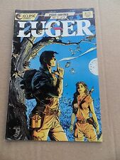 Luger 2 of 3.  Eclipse 1986 -  FN / VF