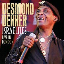 Desmond Dekker - Israelites: Live in London (2017)  CD+DVD  NEW  SPEEDYPOST