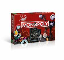 Monopoly Nightmare Before Christmas Brettspiel Gesellschaftsspiel Spiel