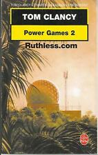 TOM CLANCY POWER GAMES 2 RUTHLESS.COM