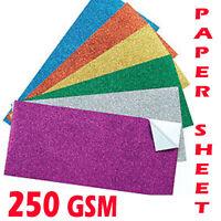 A2 A3 A4  WHITE CARD THICK PAPER MIX COLOR PRINTER COPIER SHEETS 250 GSM CRAFTS
