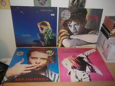 Simply Red – A New Flame - Picture Book - Stars - Men and Women - UK, Vinyl, LP