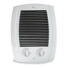 Cadet Com-Pak Bath 1,300-W 240-V In-Wall Fan-Forced Heater with Timer in White