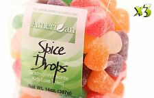 42oz Gourmet Style Bags of Delicious Classical Spice Drops [2 5/8 lbs.]