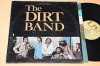 THE DIRT BAND LP SAME PROG 1°ST ORIG ITALY 1978