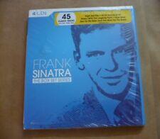 The Box Set Series Frank Sinatra, Tommy Dorsey, Harry James 4CD 2014 SEALED VG
