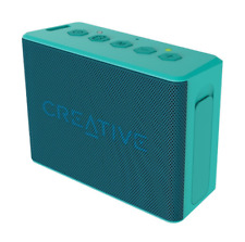 Creative MUVO 2c Palma di dimensioni ALTOPARLANTE BLUETOOTH RESISTENTE ALL'ACQUA MP3 Turchese