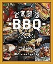 BEN'S BBQ BIBLE - The Ultimate Cook's Companion - BEN O'DONOGHUE  NEW