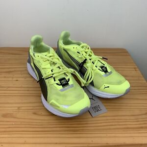 Puma Ultraride FM Xtreme Fizzy Yellow Trainers UK8 RRP£90