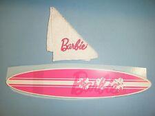BARBIE IN THE SWIM SPRING BREAK SURF BOARD