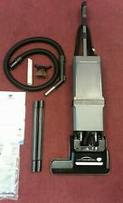 ELECTROLUX COMMERCIAL 2-MOTOR BAGGED UPRIGHT VACUUM CLEANER & ATTACHMENT KIT!