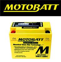 BATTERIA MOTOBATT AGM SIGILLATA YT12B-BS DUCATI Monster / ABS 796 2010--2014