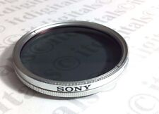 Genuine Sony 52mm CPL Circular Polarizing Lens Filter C-PL Multi-Coated MC Japan