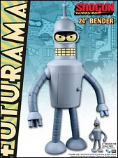 Shogun Warrior Jumbo Futurama Bender - Limited Edition