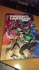 Comics DC - Urban - Green Lantern Saga 34 - Hiver 2015  Comme neuf  Plastic Bag