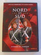 DVD NORD ET SUD - Patrick SWAYZE / David CARRADINE / Jean SIMMONS - N°5