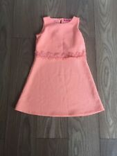 Girls Orange Age 9-10 Years Primark Summer Dress