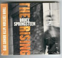 BRUCE SPRINGSTEEN - The Rising - Limited Tour-Edition 2003 & Bonus DVD NEU & OVP