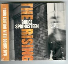 Bruce springsteen-the rising-Limited tour-Edition 2003 & Bonus DVD NEUF & OVP