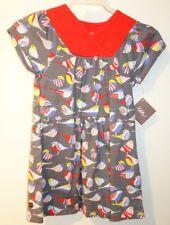 New W/Tags Tea Collection Thunder Bird Dress Girl's 2