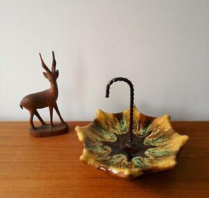 Vallauris Pottery Dish