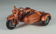 Matchbox regular Wheels nº 66 B Harley Davidson bpt with spoke Lesney 1 #510