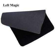 41.5*32cm Black High Quality Professional Card Deck Mat Close up Magic Tricks