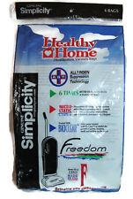 Simpllicity Vacuum Bags - 6 Pack