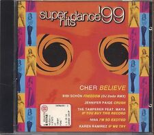 Super Hits Dance '99 - DJ DADO CHASE BLACKWOOD CD 1998 NEAR MINT CONDITION