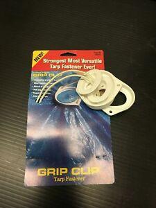 Grip Clip Tarp Fasteners, Brand New In Original Package. A118 Jv
