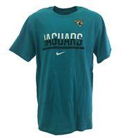 Jacksonville Jaguars NFL Nike Athletic Cut Children's Kids Youth Size T-Shirt