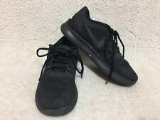 Nike Free RN Mens Size 8 Running Shoe Black Anthracite 831508 002 Worn