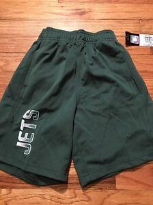 NFL New York Jets Boy's Shorts size 5/6