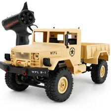 WPL B-1 1:16 4WD 2.4G RC Military Truck Crawler Off Road Car 4CH Climbing Car