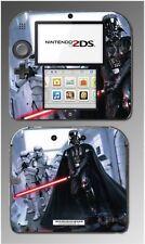 Star Wars Rebels Darth Vader Troopers Video Game Decal Skin Cover Nintendo 2DS