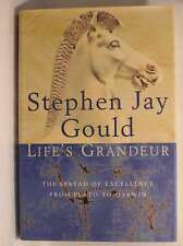 Life's Grandeur: Spread of Excellence from Plato to Darwin, Stephen Jay Gould, E