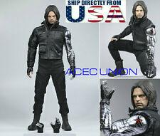 1/6 The Winter Soldier Bucky For Captain America Premium Figure Set USA SELLER
